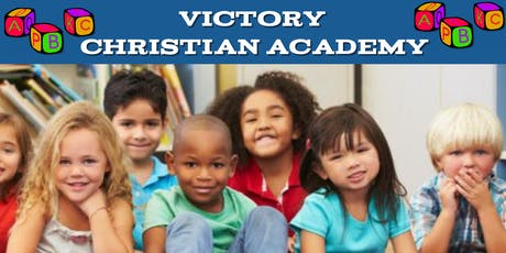 Victory Christian Academy Open House! tickets