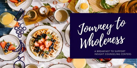 Journey to Wholeness Breakfast tickets