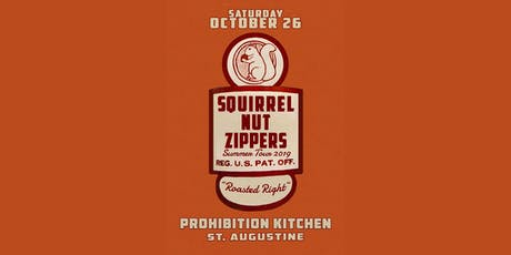 Squirrel Nut Zippers at Prohibition Kitchen! tickets