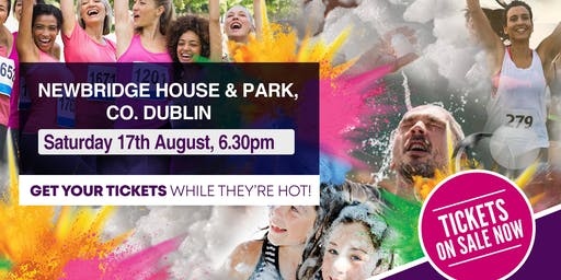 Bubbly Colour Run -Dublin