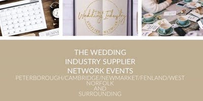 The Wedding Industry Supplier Networking Events PETERBOROUGH