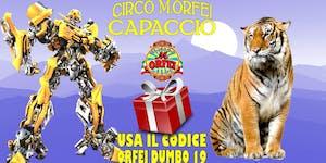 Il Circo M.Orfei a Capaccio Paestum, dal 7 al 10...