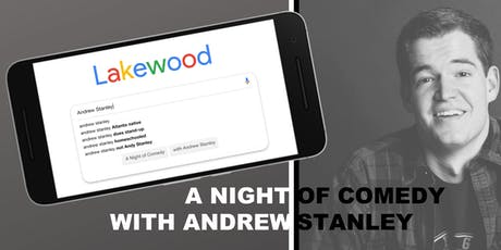 A Night of Comedy with Andrew Stanley tickets
