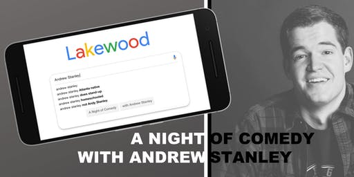 A Night of Comedy with Andrew Stanley