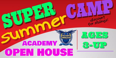South Tampa Super Summer Camp! tickets