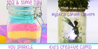 Kid's Summer Creative Camp-You Sparkle