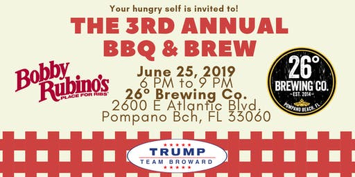 Third Annual BBQ & Brew