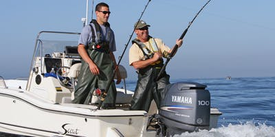 West Marine New Castle Presents On The Water's Striper Cup!