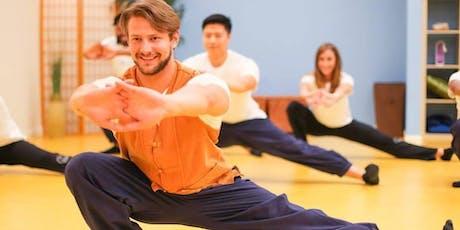 Open House: Free Yoga & Tai Chi! tickets