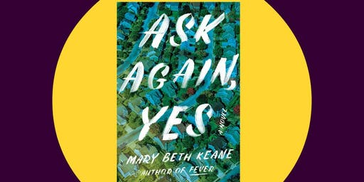 Creating Conversations Book Club ~  ASK AGAIN, YES