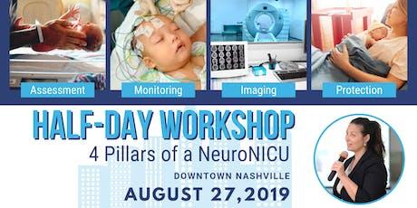 Half-Day NeuroNICU Workshop - with Optional Nursing CEU's tickets