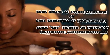 Inspired By U Self Love Sunday's Wellness Package  tickets