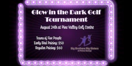 Glow in the Dark Golf Tournament tickets