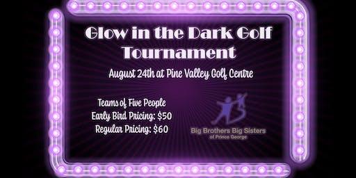 Glow in the Dark Golf Tournament