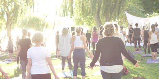 The 2019 Okanagan Yoga Festival