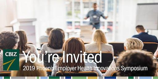 CBIZ Phoenix 2019 Employer Health Innovations Symposium