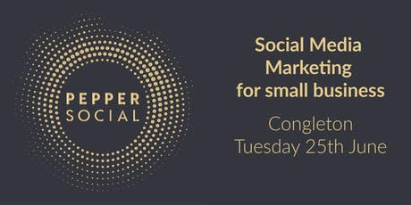 Social Media Marketing  For Small Business tickets