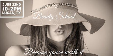 Beauty School tickets