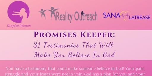 Promises Keeper: 31 Testimonies