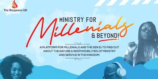Ministry for Millennials & Beyond