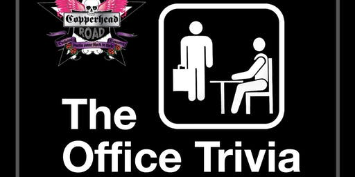 The Office Trivia at Copperhead Road Bar & Nightclub