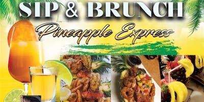 Sip & Brunch (pineapple express)