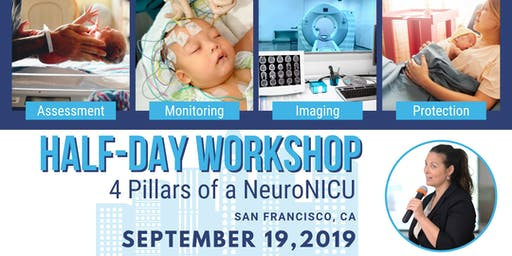 Half-Day NeuroNICU Workshop - with Optional Nursing CEU's