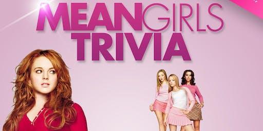 Mean Girls Trivia at Copperhead Road Bar & Nightclub