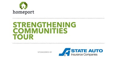 July 10th Strengthening Communities Tour sponsored by State Auto Insurance Companies