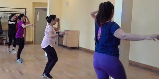 Introductory Women's Bollywood Dance Fitness Pass - High Park Location