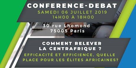 CONFÉRENCE DÉBAT LELAB-RCA billets