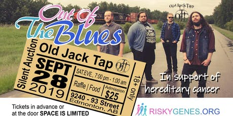 Out of the Blues tickets