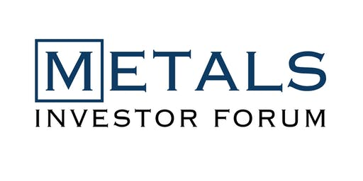 Metals Investor Forum May 22+23, 2020