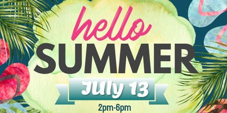 Hello Summer: A Tropical Day Affair (Hosted by Culture Squad) tickets