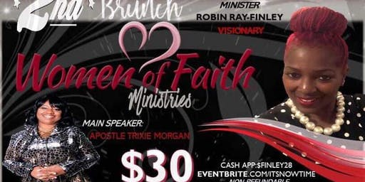 Women of Faith Ministries