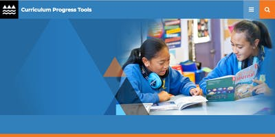 Curriculum Progress Tools Online sessions