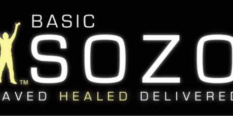 Sozo Basic Training tickets