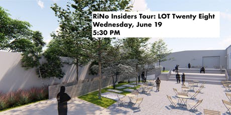 RiNo Insider Tours: LOT Twenty Eight tickets