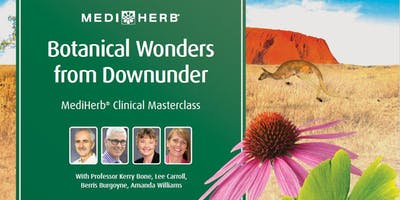 MediHerb Clinical Masterclass - Botanical Wonders from Down Under