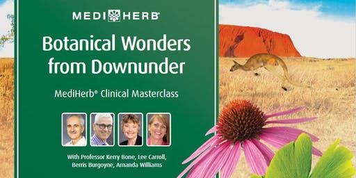 MediHerb Clinical Masterclass - Botanical Wonders from Down Under