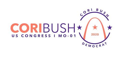 Cori Bush for Congress Campaign Kick Off
