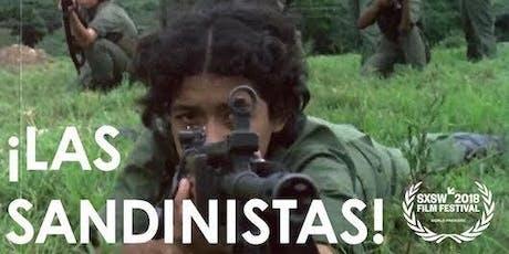 ¡Las Sandinistas! Film Screening tickets