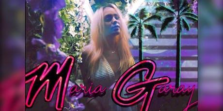 Maria Garay's EP Release Party tickets