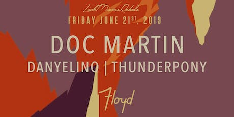 Doc Martin by Link Miami Rebels tickets