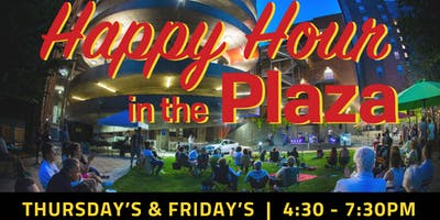 Happy Hour in the Plaza