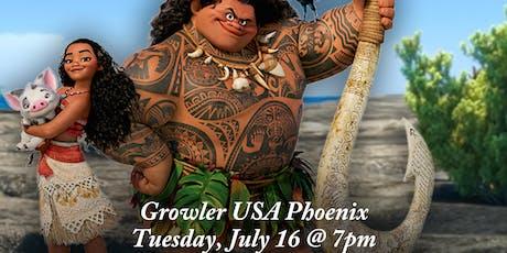 Disney Movie Trivia at Growler USA Phoenix tickets
