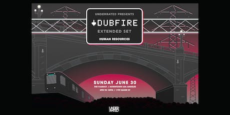 Dubfire at The Viaduct (Extended Set) tickets