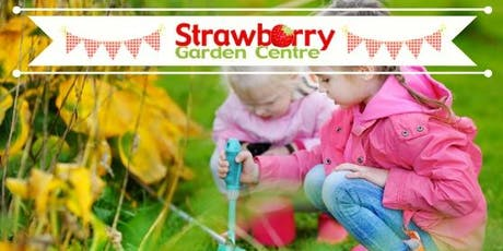 Little Gardeners: Create & Make Event Friday 30th August 2019 (Summer Holidays) tickets