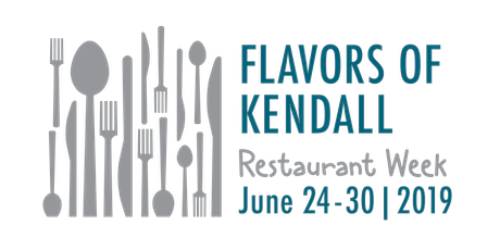 Flavors of Kendall Restaurant Week- Kick off tickets