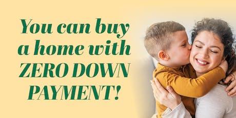 Zero Down-Payment Homeownership Workshop - Calvary Chapel Otay Ranch tickets